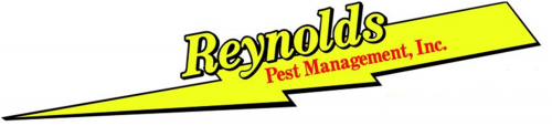 Logo for Reynolds Pest Management'