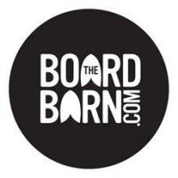 The Board Barn | 01271 814300 Logo