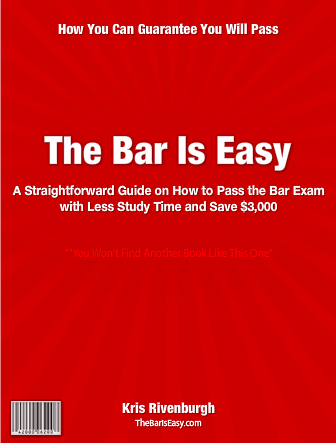 The Bar Exam is Easy'