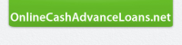 Online Cash Advance Loans Logo