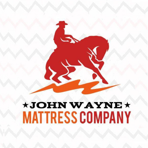Company Logo For John Wayne Mattress Company'