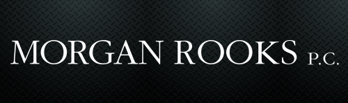 Company Logo For The Law Firm of Morgan Rooks, PC'