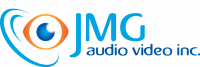JMG Audio Video Logo