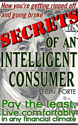 The Secrets of an Intelligent Consumer