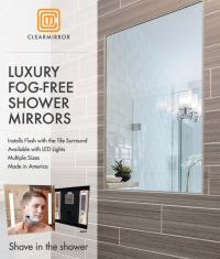 Shower ClearMirror Modern