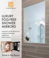 Shower ClearMirror Modern'