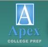 Logo for Apex College Prep'