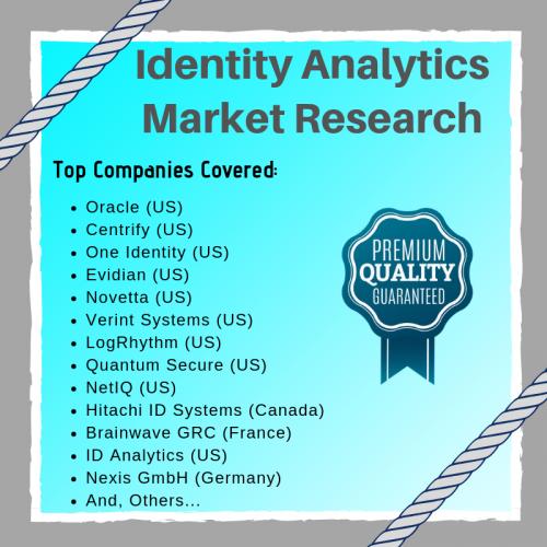 Identity Analytics Market'