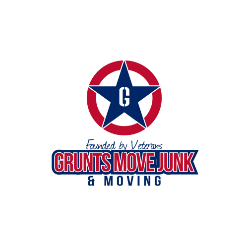 Company Logo For Grunts Move Junk & Moving'