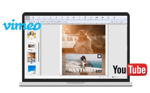 PDF brochure maker software'