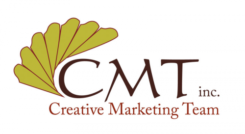 Logo for CMT Creative Marketing'