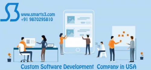 Custom Software Development Company In USA, UK'