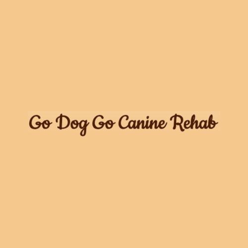 Company Logo For Go Dog Go Canine Rehabilitation'