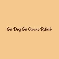 Go Dog Go Canine Rehabilitation Logo