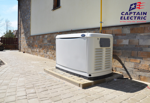 Generator Installation'