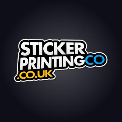 Cheap Sticker Printing Online UK'