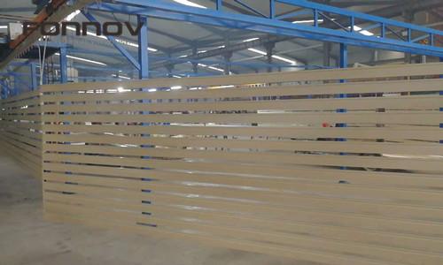 PVDF Coating Aluminum Extrusion'