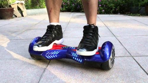 Self-balancing Scooter Market'