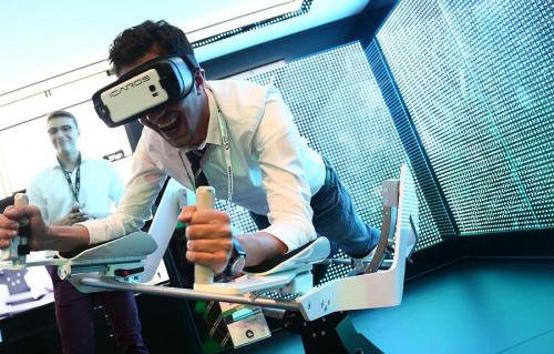 Immersive Virtual RealityMarket'