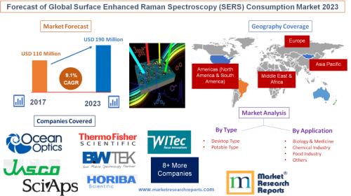 Forecast of Global Surface Enhanced Raman Spectroscopy'