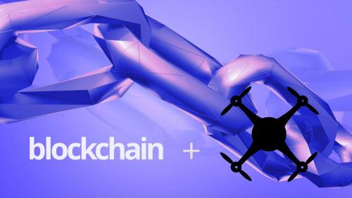Blockchain In Drone Market'