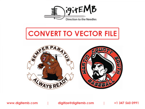 Convert to Vector File'