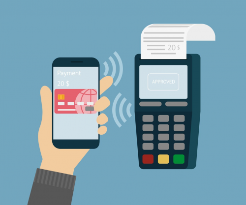 Mobile Payment Technologies'