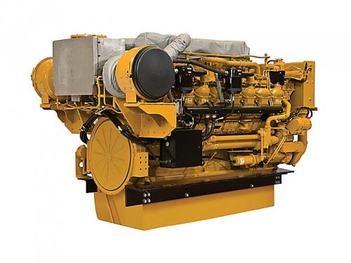 Marine Propulsion Engine Market'