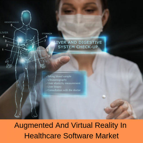 Augmented And Virtual Reality In Healthcare Software Market'