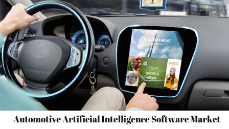 Automotive Artificial Intelligence Software'