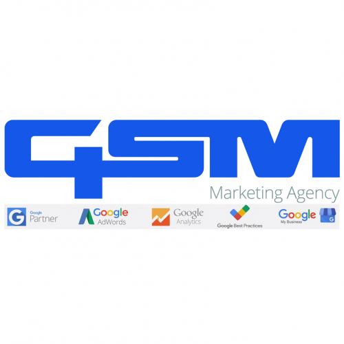 Company Logo For GSM Marketing Agency'