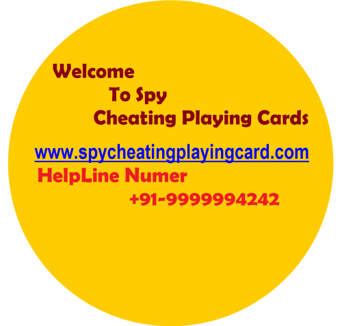 Company Logo For Cheating playing cards In Delhi'