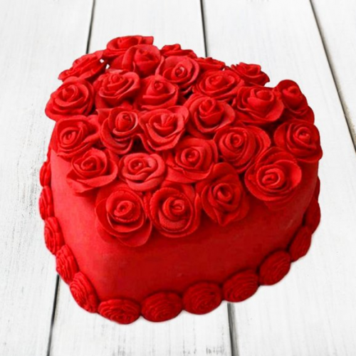 Red Roses Bouquet'