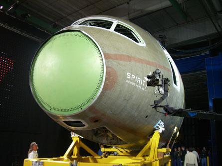 Aerospace Pressure Bulkhead Market'