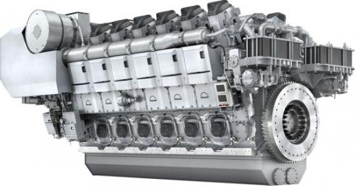 Marine Diesel Engines Market'