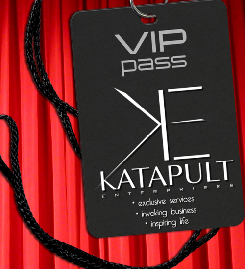 Logo for Katapult Enterprises'