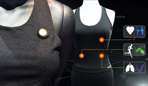 Smart Fitness Wear Market'