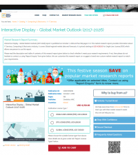 Interactive Display - Global Market Outlook (2017-2026)