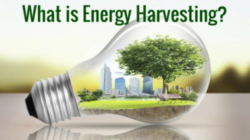Energy Harvesting System Market'