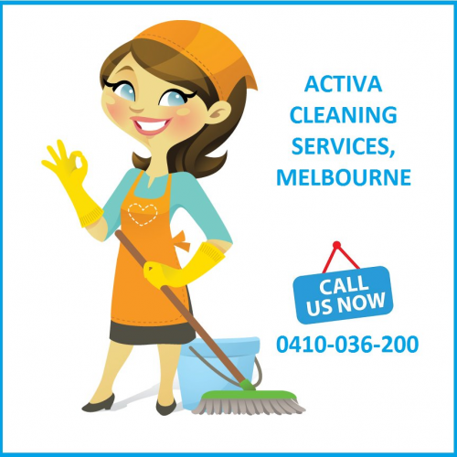 Company Logo For Activa Cleaning Services'