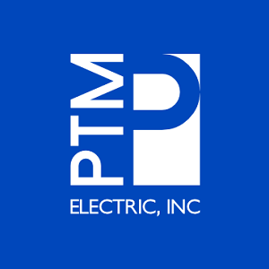 Company Logo For PTM Electric, Inc.'