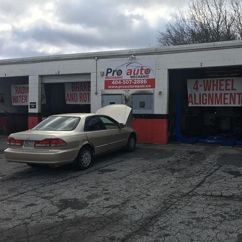 Company Logo For Pro Auto Repair Inc.'