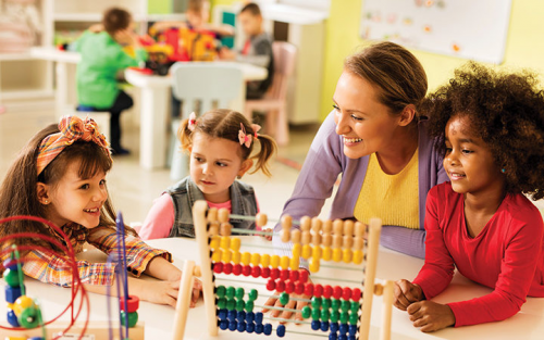 Childhood education Market'