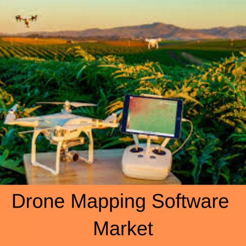 Drone Mapping Software Market'