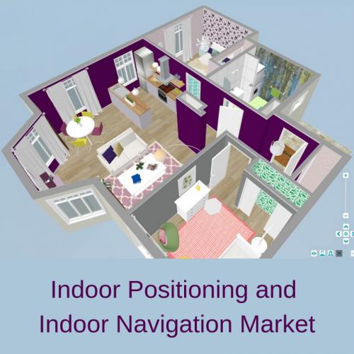 Indoor Positioning and Indoor Navigation Market'