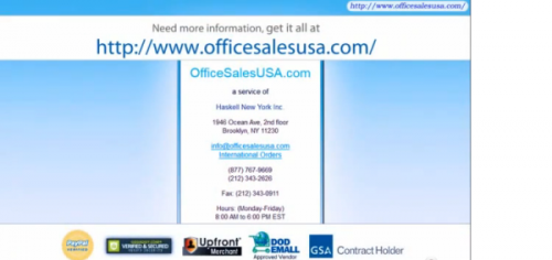 Office Sales USA'