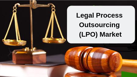 Legal Process Outsourcing (LPO) market'