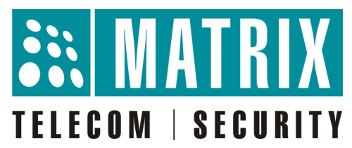Logo for Matrix Comsec'