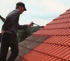 Roof Cleaning Cheshire'