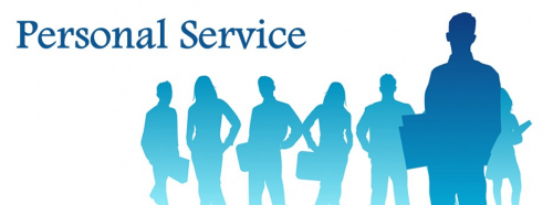 Personal Services'